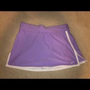 Violet Nike Skirt